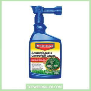 BioAdvanced 704100B Bermudagrass Control for Lawns Weed Killer