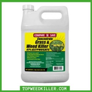 best weed killer for large areas uk