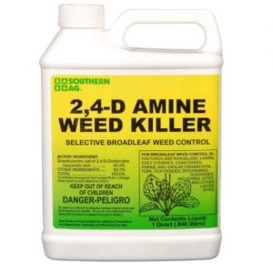 commercial grade weed killer and herbicide
