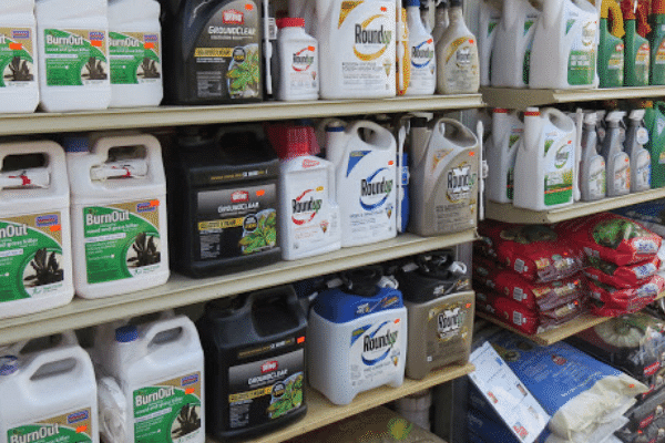 weed killer for lawn choices