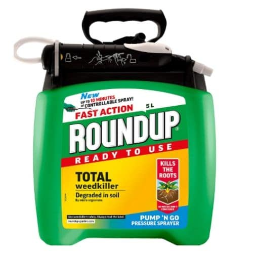 roundup best weed killer